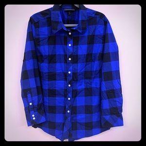 EUC Lane Bryant button-down shirt size 18